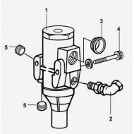 Регулятор воздушного фильтра
